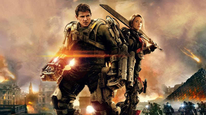 Illustration for article titled Edge of Tomorrow Writer Explains Why a Sequel Would Improve on the Original