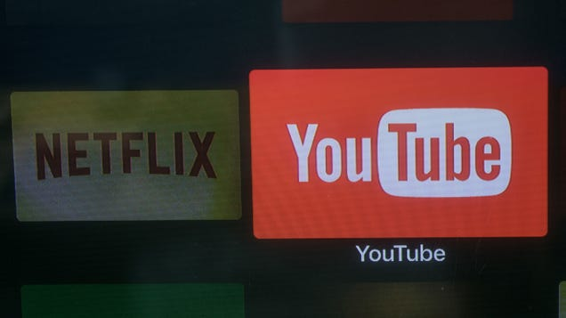 YouTube Reducing Streaming Quality in the EU to Clear Traffic On the Information Superhighway