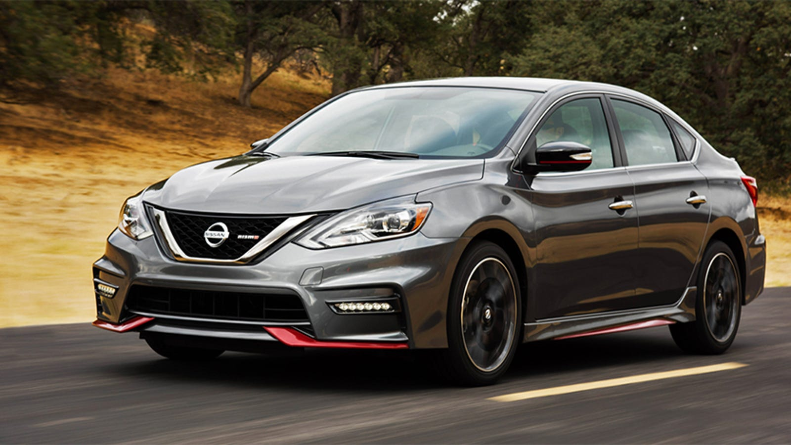 The 2017 Nissan Sentra Nismo Keeps The Dream Of A Fun ...