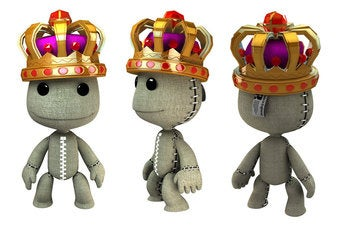 Illustration for article titled If You Wanna Crown Sackboy, Then Crown 'im