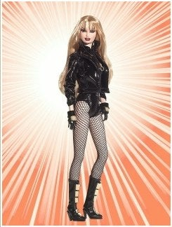 Illustration for article titled Barbie Releases Street-Walker Black Canary Doll