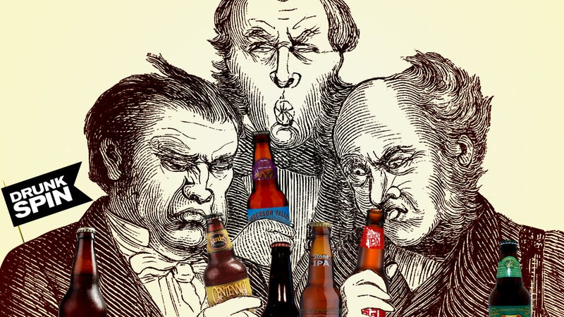 Illustration for article titled American IPAs, Ranked