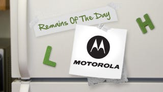 Illustration for article titled Remains of the Day: Motorola Won't Be Unlocking Bootloaders for Older Phones
