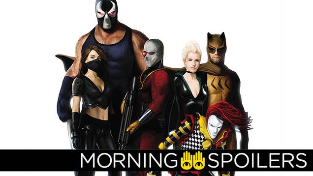 2 Members of the Secret Six Are Making Their Way to DC s TV Universes