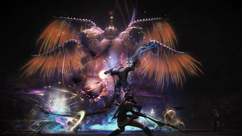 Illustration for article titled Final Fantasy XIV Gets A World From Final Fantasy III On March XIII