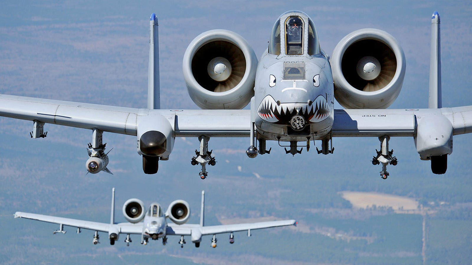 At What Point Does The USAF's War Against The A-10 Become ...