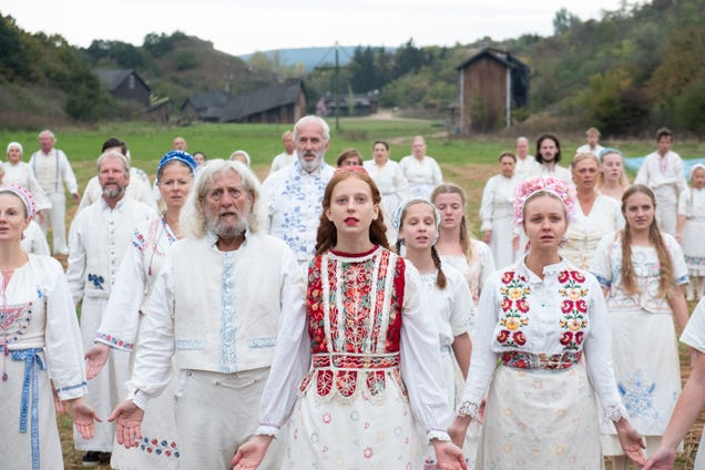 Midsommar is a deranged (and funny!) folk-horror nightmare from the director of Hereditary