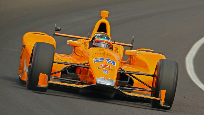 Indy 500: Carpenter takes top spot in crash-marred qualifying