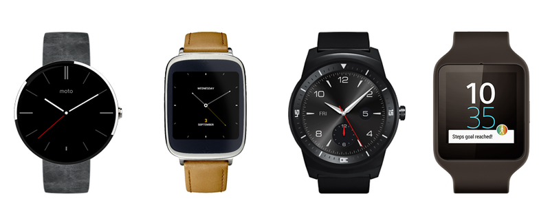 Illustration for article titled Google confirma la llegada de GPS y música bluetooth a Android Wear