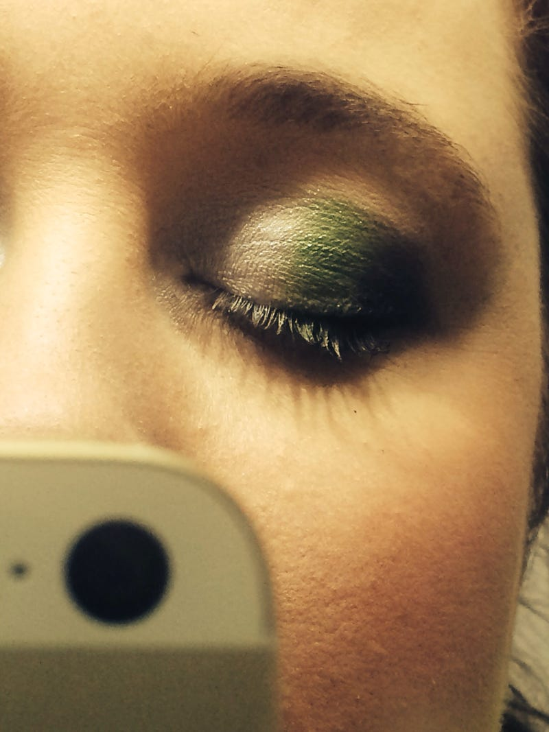 Illustration for article titled My Makeup is Working!