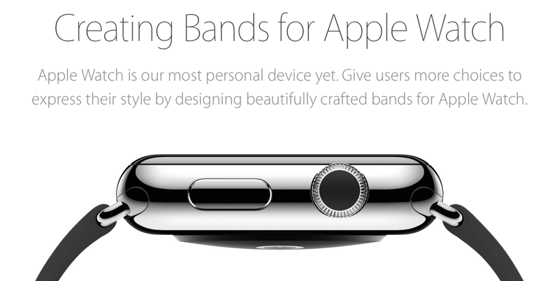 Illustration for article titled Apple Doesn't Want You To Build A Charging Band For Your Watch