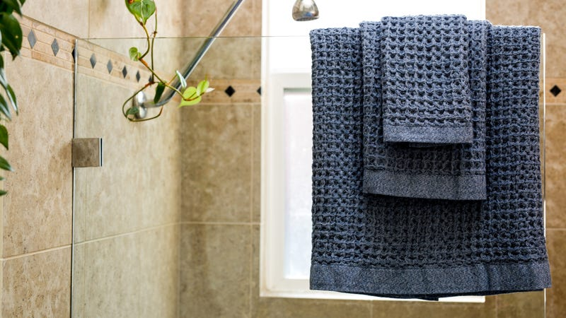 Illustration for article titled Take 15% Off These Plush Waffle Weave Towels (From $20)
