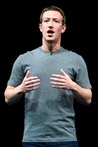 Facebook CEO Mark ZuckerbergDavid Ramos/Getty Images