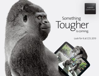 Illustration for article titled New Tougher Gorilla Glass 3 Is Coming Next Week