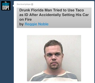 Illustration for article titled Florida Man Strikes Again