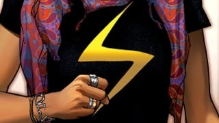 New Ms. Marvel Announced!