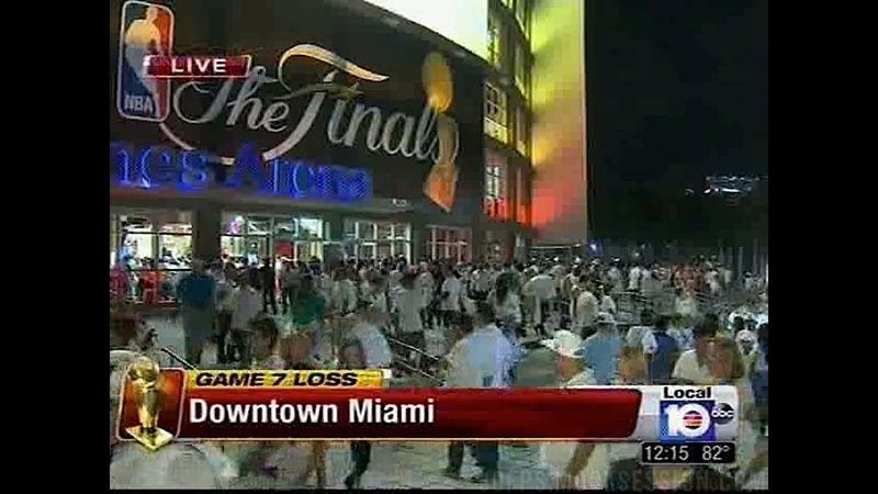 """Illustration for article titled Miami ABC Affiliate Reports """"Game 7 Loss"""""""