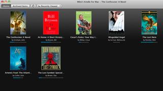 Kindle App Arrives on Mac App Store, Updates on iOS