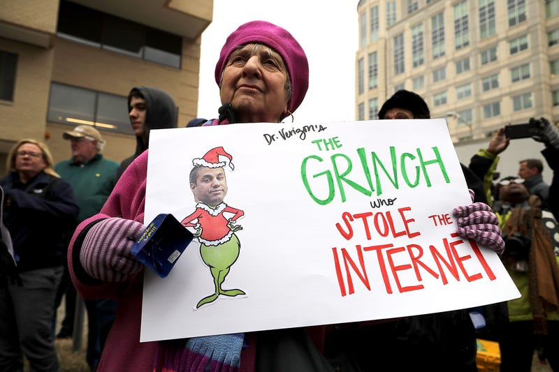 NetNeutrality: Doomsday Is Here—It's the End of the Internet