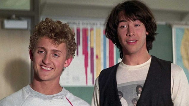 Everything (We Think) You Should Know Before Bill & Ted Face the Music