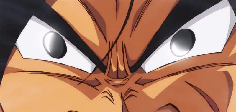 Acción, acción y más acción. Aquí está el primer tráiler de Dragon Ball Super: Broly
