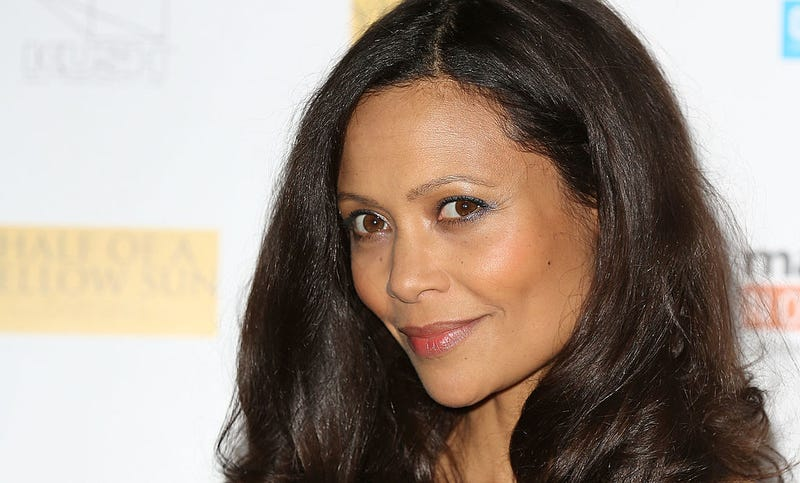 Thandie Newton in 2014Tim P. Whitby/Getty Images