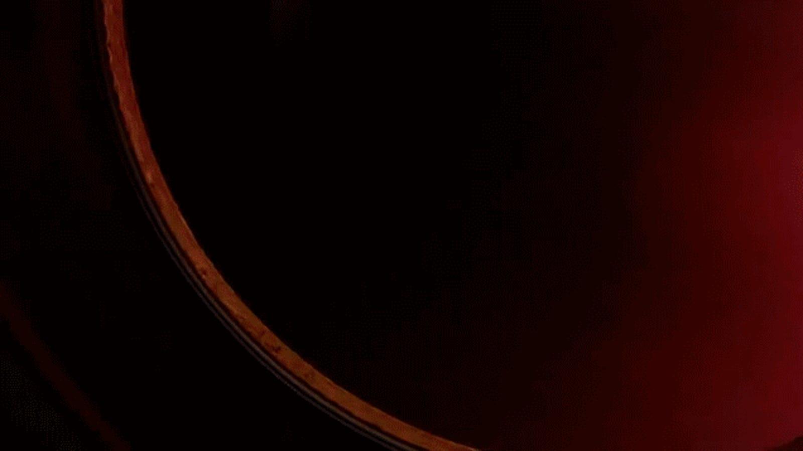Esto es lo que ven los astronautas en la Soyuz al regresar a la Tierra