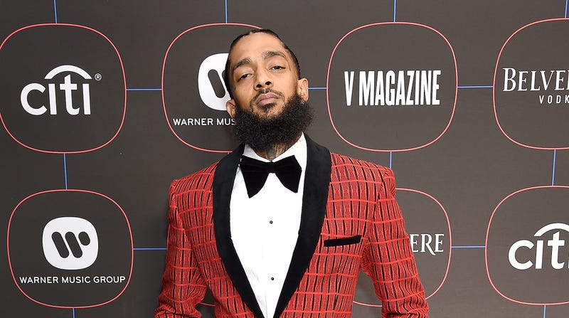 Illustration for article titled The LAPD has arrested a suspect for the murder of rapper Nipsey Hussle