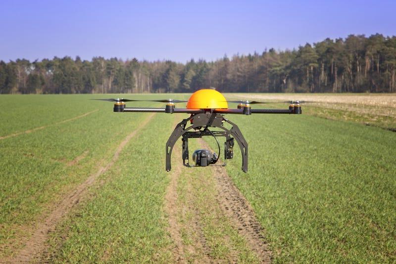 Illustration for article titled Estados Unidos inicia las pruebas para abrir su espacio aéreo a drones