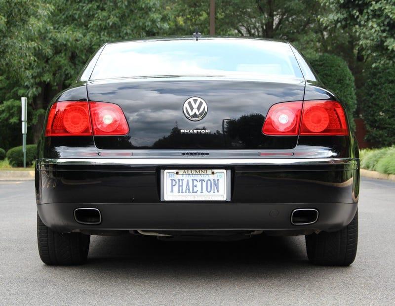 2004 Volkswagen Phaeton the LongTerm Review