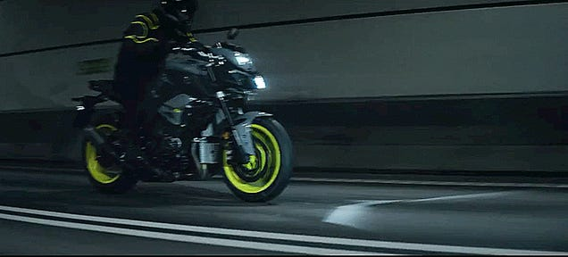 The 2016 yamaha mt 10 an ultra modern middle finger to for Yamaha cp4 weight
