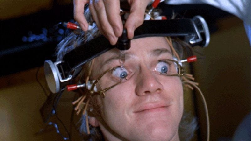 Illustration for article titled According to neuroscientists, the future of cinema will eliminate the use of cuts