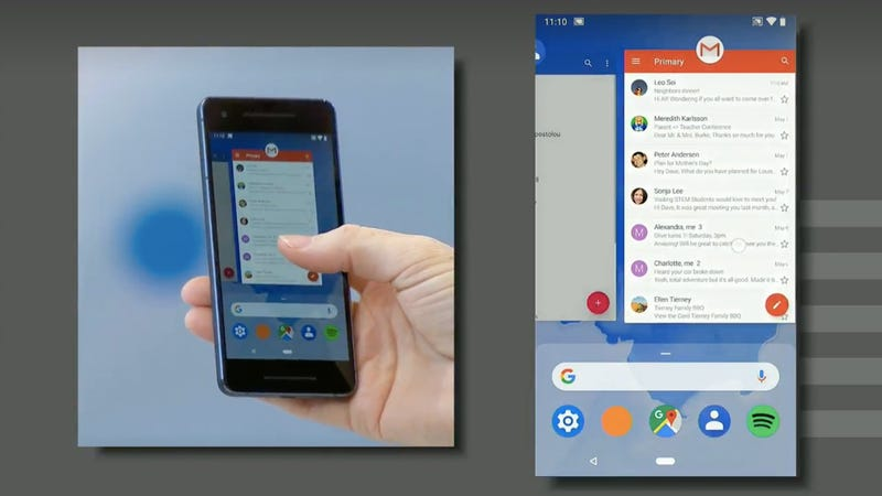 Everything We Learned About Android P Today at Google I/O