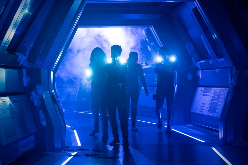 Realities collide on a fast-paced Star Trek: Discovery