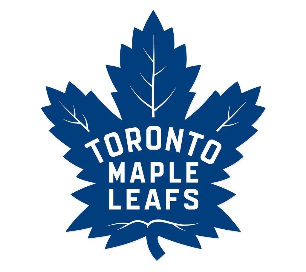 the maple leafs have a new logo rh deadspin com leaf logo design leaf logo images