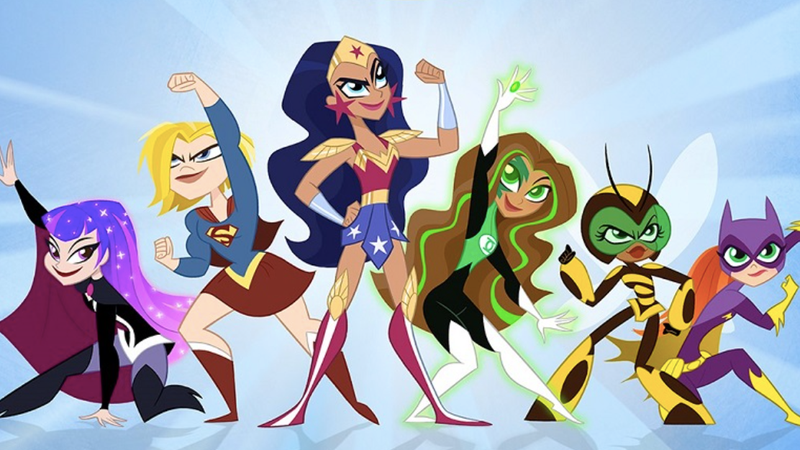 Illustration for article titled DC's Super Hero Girls Are Getting Some Kickass New Designs for Their Upcoming TV Series