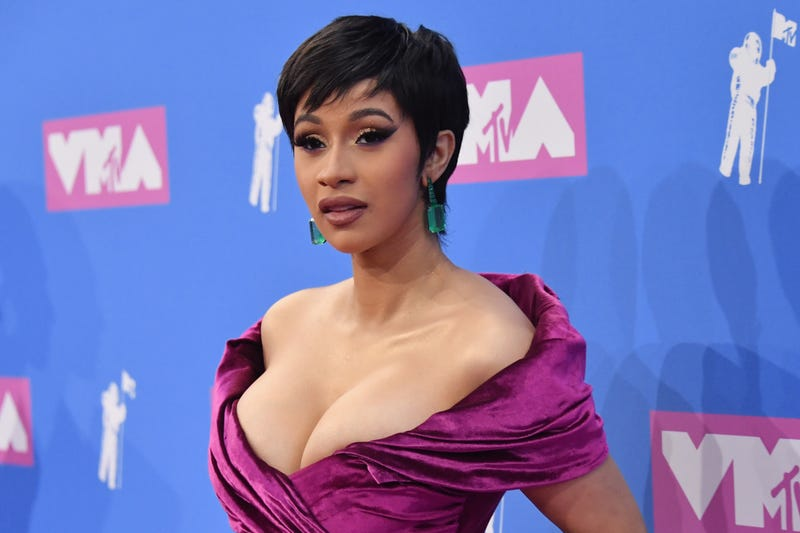 Illustration for article titled Cardi B Will BeOff the Ripin New Sketch Comedy Series