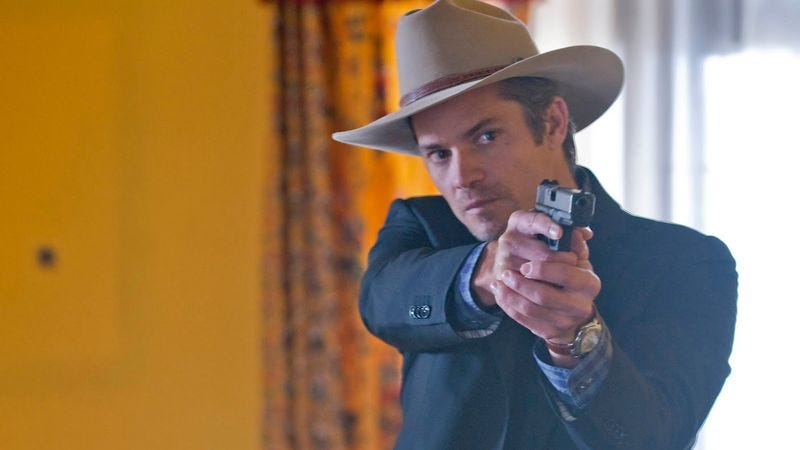 Illustration for article titled Justified renewed for a third season