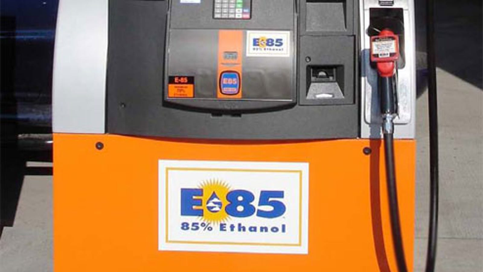 E85 Gas Pumps Pass 1,800 Mark, Still Can't Find One In Sarah