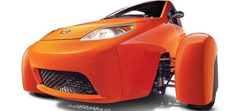 Illustration for article titled Elio Motors Has Spent More Time Lobbying For Three-Wheel Cars Than Building Actual Cars