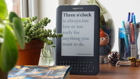 Amazon's Kindle Voyage Reportedly Discontinued