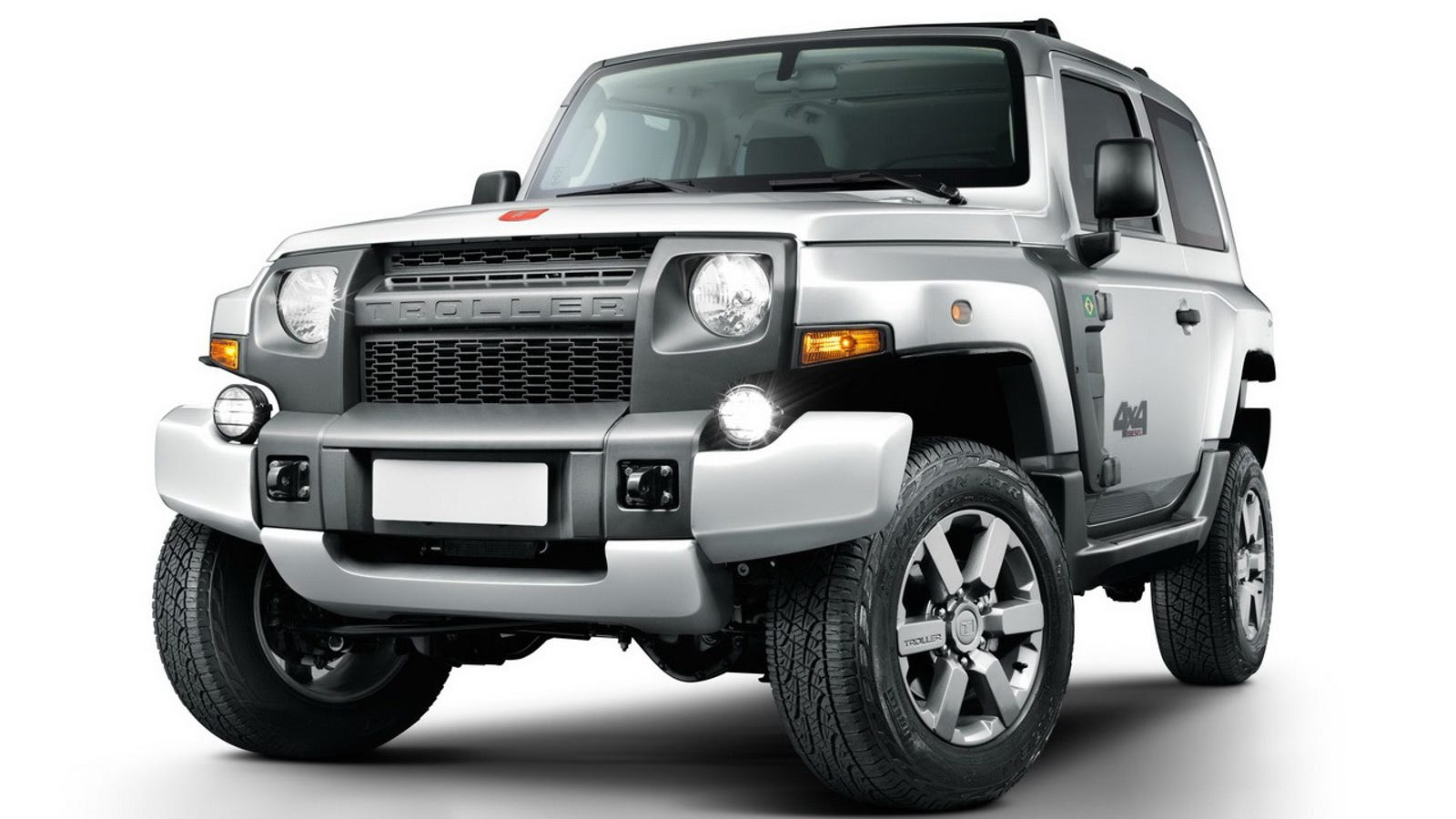 The Troller T4 Is The Modern Ford Bronco We Need And Deserve