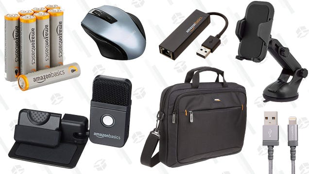 Today s Electronics Gold Box Is Full of Stuff You ve Been Meaning to Buy