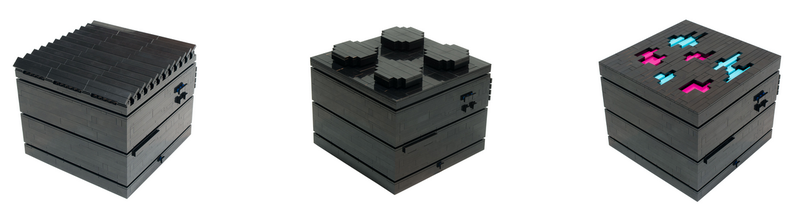 Illustration for article titled This Lego Case Holds a Fully Customizable Computer
