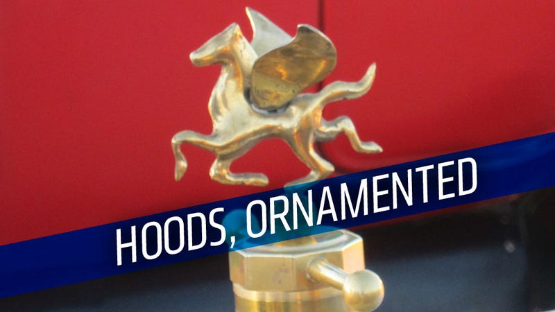 Illustration for article titled Enjoy These Classically Beautiful Hood Ornaments