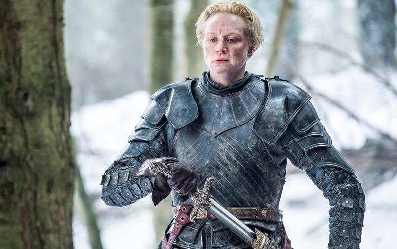 Illustration for article titled George R.R. Martin confirma que Brienne de Tarth tiene un ancestro muy importante y poderoso