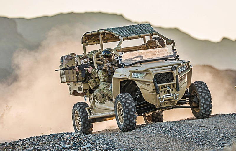 These Tiny Diesels Will Take U S Marines Where Mraps And