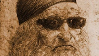 Illustration for article titled Dark Knight writer to flesh out Leonardo da Vinci's secret coed years