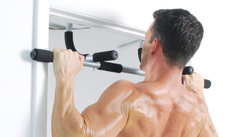 Iron Gym Total Upper Body Workout Bar | $18 | Amazon