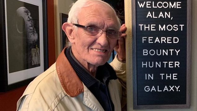 Alan Harris, the Actor Behind Bossk in The Empire Strikes Back, Has Died